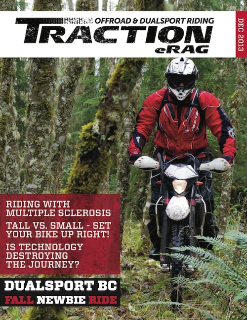 TRACTION Dec. 2013 Cover